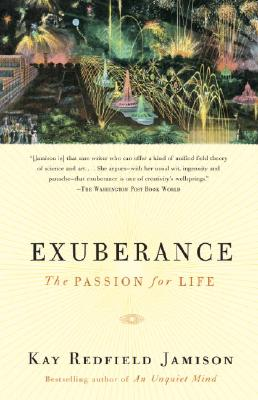 Exuberance By Jamison, Kay Redfield