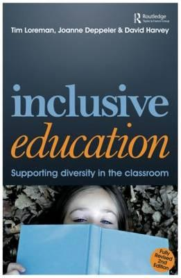 Inclusive Education By Loreman, Tim/ Deppeler, Joanne/ Harvey, David